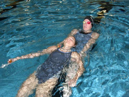 Rettungsschwimmen 1