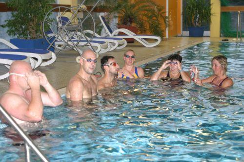 Freizeit-Schwimmen