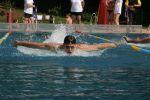 Wettkampf-Schwimmen